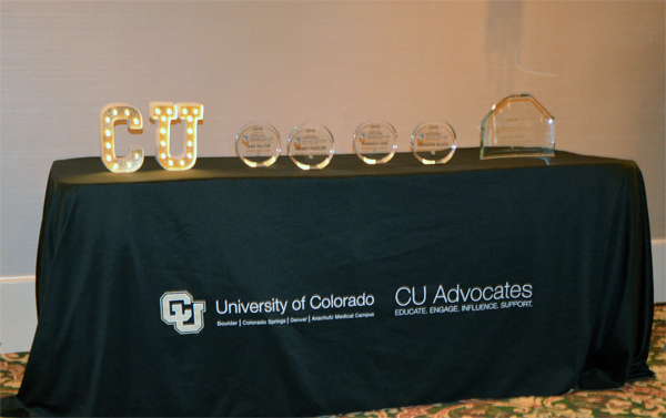 CU Advocates mark anniversary, honor exceptional members