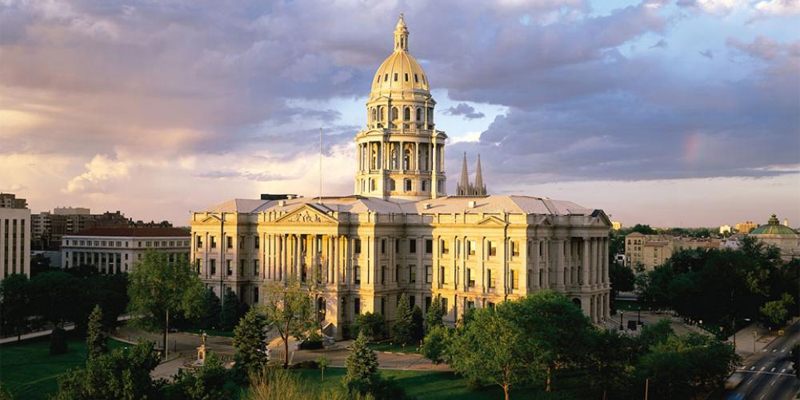 State of Colorado Capitol Building
