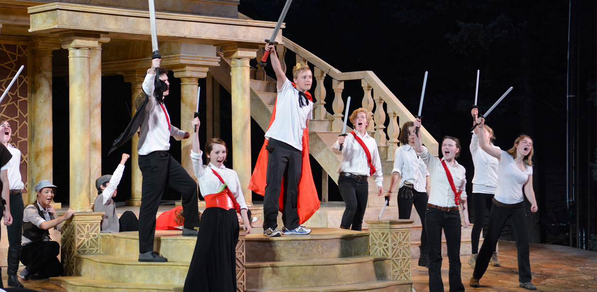 Colorado Shakespeare Fest School makes dramatic impact
