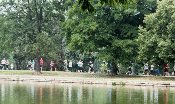 Hundreds move their feet at Be Colorado, CU Health Plan 5K run