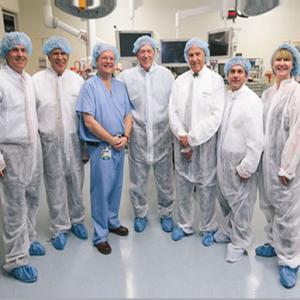 Regents tour Fetal Care Center