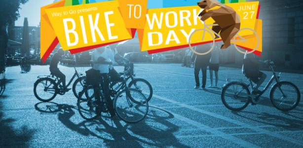 Hundreds of CU faculty, staff ready to roll for Bike to Work Day