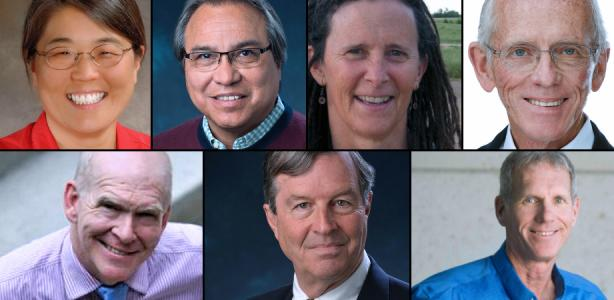 Seven exceptional faculty members are CU's newest Distinguished Professors