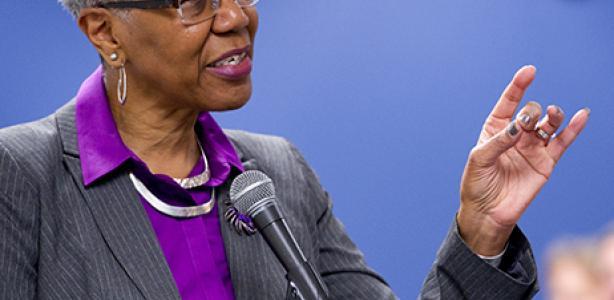 Faculty Council delving into diversity, inclusion with Brenda Allen