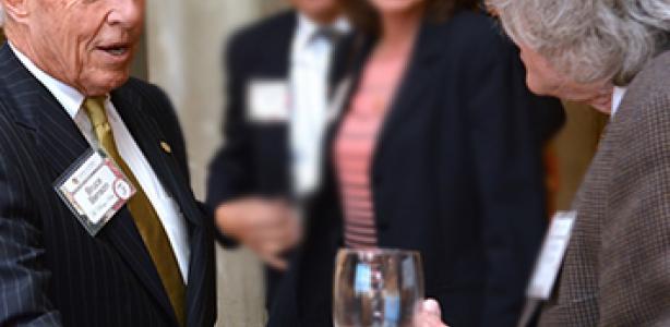 Philanthropy propels CU forward, Benson tells donors