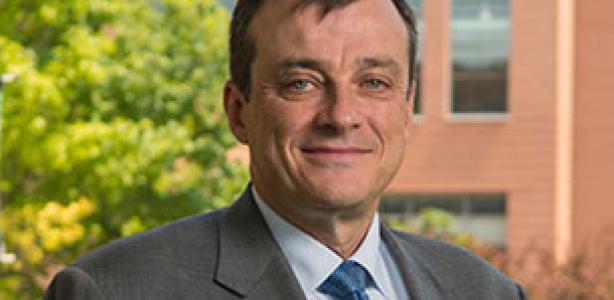 University of Colorado School of Medicine Dean John J. Reilly, Jr., MD