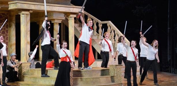 Colorado Shakespeare Fest School makes dramatic impact