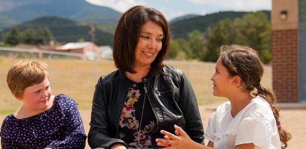 School of education impacts children through rural Colorado partnerships