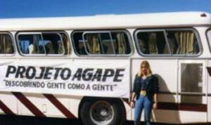 Project Agape - Reaching Underserved and Neglected Communities (Winter 1988, Sao Paulo, Brazil)