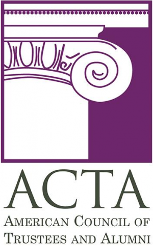 American Council of Trustees and Alumni (ACTA)