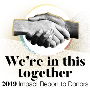 Report highlights CU partnerships powered by donors' generosity