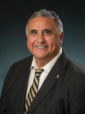 Regent Glen Gallegos, District 3