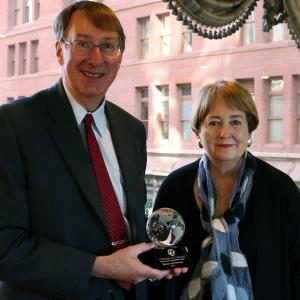 UCCS' Christensen wins Excellence in Leadership Award