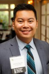 Johnnie Nguyen, 2017 CU Student Advocate of the Year