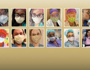 From Selfies to Being Seen: Doctor Honors Women of Color on Front Lines