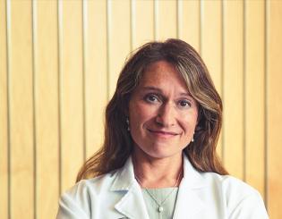 Q&A: Lilia Cervantes, M.D.