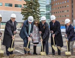Anschutz Health Sciences Building heralded as 'next phase of our future'