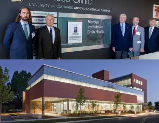 Landmark $38 million gift, new partnership make CU Anschutz a national leader in mental health care for veterans