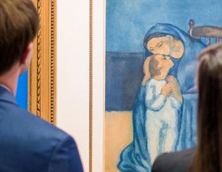 Masterworks showcases masterpieces by Impressionists, Picasso, Rodin
