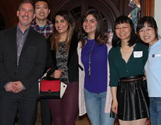 American pre-health undergraduates, international scholars celebrate ISCORE