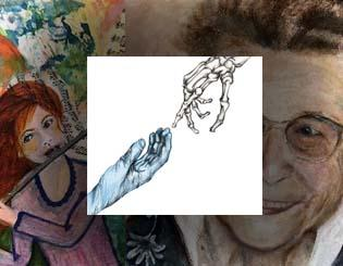 'The Human Touch' puts the CU Anschutz Medical Campus's artistic talent on display