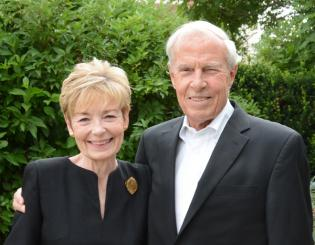 Marcy and Bruce Benson honored as Citizens of the West