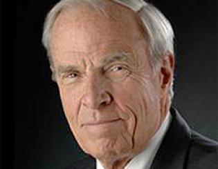 CU President Bruce Benson
