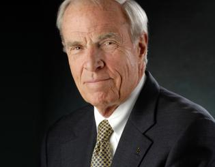 Bruce Benson, President, University of Colorado