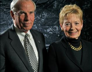 CU Foundation establishes Benson Society to honor top donors