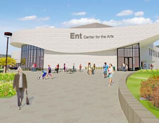 Boettcher grants $175,000 to UCCS arts complex construction