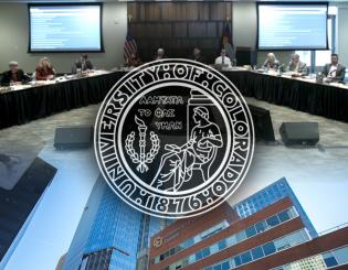 CU Board of Regents, Feb. 2020
