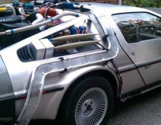 'Back to the Future' to come to campus