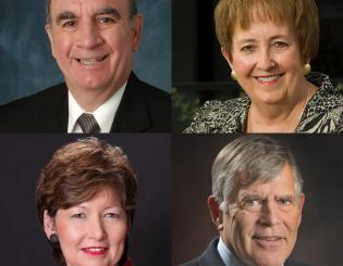 Four chancellors make statements on White House immigration order