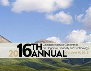 Registration open for 16th Annual Coleman Institute Conference