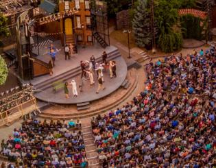 The original rom-com 'Love's Labour's Lost' kicks off Colorado's Shakespearience June 8