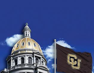 CU Advocacy Day at the Colorado State Capitol