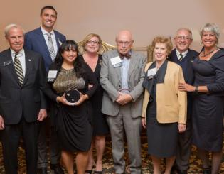 Cheers to the cheerleaders: Brightest CU Advocates honored