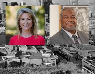 CU names finalists for Denver campus chancellor