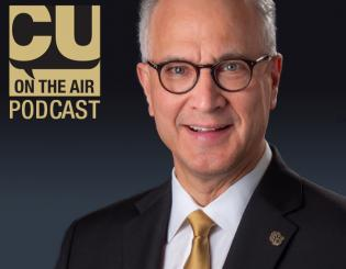 President Mark Kennedy, CU On the Air podcast