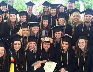 First nursing cohort at CU South Denver graduates