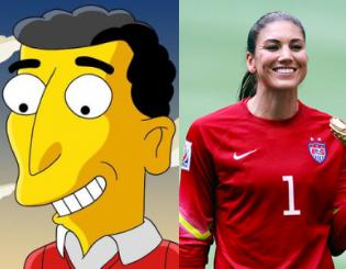 'The Simpsons' writer, soccer star Hope Solo, and more join the 2019 Conference on World Affairs
