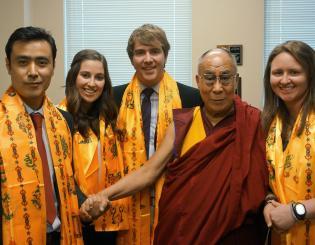 Dalai Lama coming to CU-Boulder