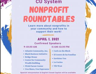 CU system DEI roundtables to highlight work of local nonprofits