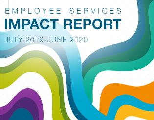 Impact Report details how Employee Services assists CU community
