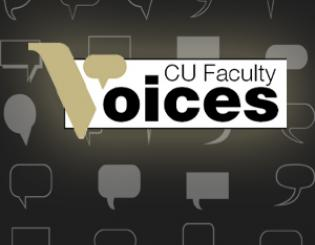 Faculty invited to contribute to CU Connections commentaries