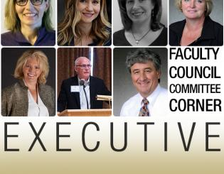 Faculty Council Committee Corner: Executive