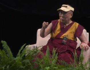 Dalai Lama draws thousands to Coors Events Center for words of wisdom
