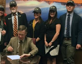 Backed by CU, contract flexibility bill signed into law
