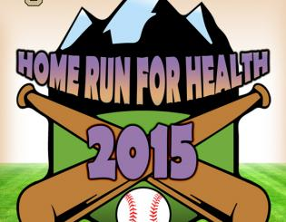 Home Run For Health is Oct. 24