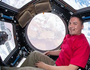 F3Journey to space began at CU